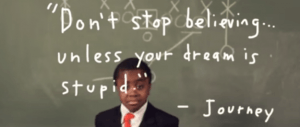 The Kid President Got Some Word For You. His Message is something We need to Ponder.