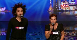 54-year-old Vegetable Vendor and Comedian Got Standing Ovation on Asia's Got Talent