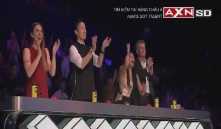 Filipino Dance Group Received Standing Ovation on Asia's Got Talent