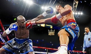 The Battle for Greatness: Pacquiao-Mayweather Fight Videos