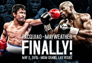 Awesome Promo Video of Floyd Mayweather vs Manny Pacquiao