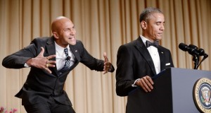 Obama Brought His Epic Anger Translator at 2015's White House Correspondents' Dinner