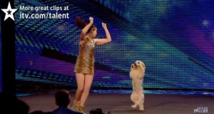 Dog and Master Number at BGT Sends Crowd Roaring with Cheers and Wild Applause
