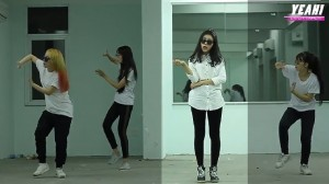 Charming Cats: Simple Yet Different Dancing with Girl Power Plus Simple Blocking Video Tricks