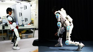 Robot Suit You Can Wear for Extraordinary Arm and leg Strength: Perfect for Rehabilitation and Caregiving
