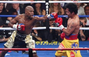 Mayweather vs Pacquiao Full Fight Replay Video Highlights