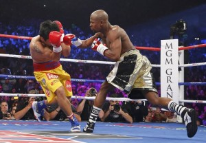 Statistics: Mayweather Outpoints Pacquiao for 48th Win