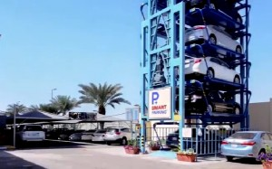 Parking Innovation: Smart Parking Construction in Time-Lapsed Video