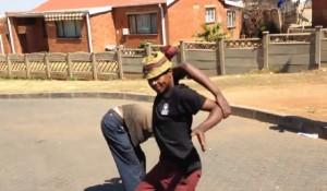 Limb Stretchers Doing Incredible Body Elasticity Stunts