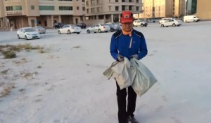 Meet Mr Yo, Millionaire Businessman Who Picks Up Trash