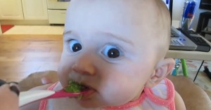 Avocado Health Benefits: Puts Funny Facial Expressions on Your Kid
