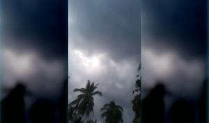 Viral: Video of Strange Sounds from the Sky Frightening Batangas Folks