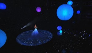 Jennifer Lopez Feel The Light: A Galactic Performance Amid Planets and an Audience