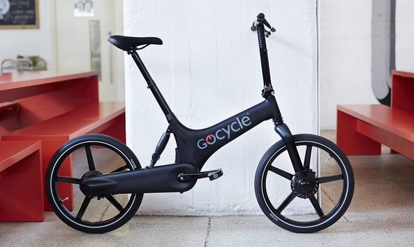 GoCycle Electric Bike