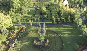 Church Made of Trees: Spiritually Environmental