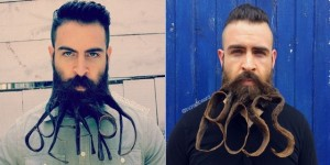 How Cool Men Rocked These Extraordinary Beard Styles? #13 Is Just Like An Illusion!