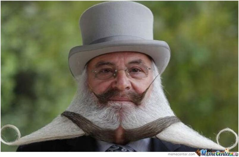 boss of beard