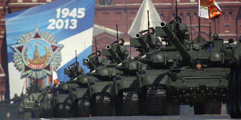 russia-tank-parade