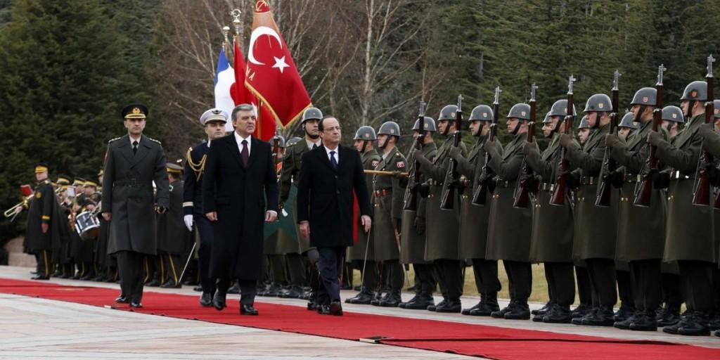 turkish-military-honor-guard