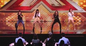 Pinay Girl Band Wowed X-Factor UK Judges With Their 'Bang Bang' Audition
