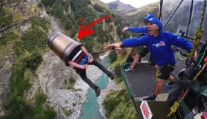 Make the Jump, Validate Your Courage, and Make History At The Kawarau Bridge!