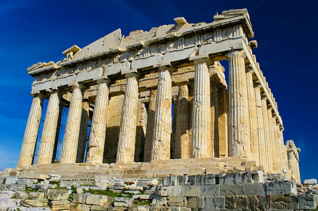 The-Acropolis-of-Athens