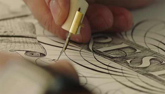 How Art in Penmanship Puts Us In Touch with Life Again–From a Master Penman