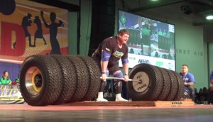 Deadlifting 1,155 Pounds! Can This Man Do It?