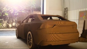 Real Car from Cardboards–Would You Buy One?