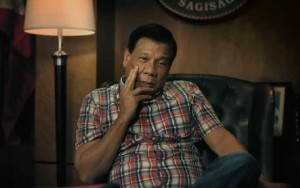Duterte's Political Ad, Christmas Greeting Directed to Criminals Went Viral