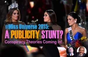 Miss Universe 2015: One of the Biggest Plot Twists This Year Has Ever Seen