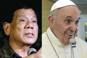 Hoax: The Pope's Address to Duterte's Cursing
