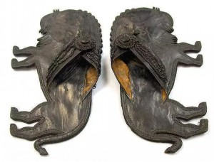 Take a Look At Some of the Strangest Shoes in History