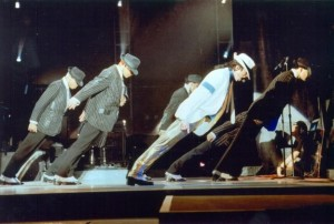 One of Michael Jackson's Legendary Moves Is the Anti-gravity Lean. Know How He Pulled It Off!