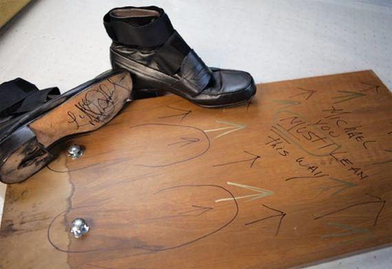Michael Jackson Anti Gravity Shoes