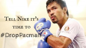 Manny Pacquiao Dropped By Nike Over Anti-Gay Comments