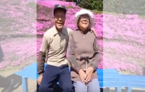 Man Planted Fragrant Flowers for 2 Years for His Blind Wife to Smell! Devotion In All Its Glory