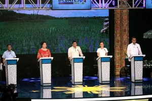 Did You Miss the First PiliPinas Debates 2016? Watch It In Full Here!