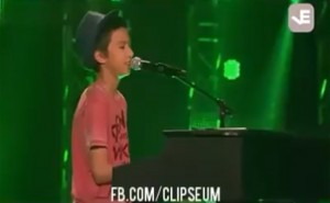 Fil-Aussie Kid With Amazing Voice Gets Three Chair Turns In The Voice Kids Germany 2016