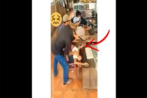 Man Jokingly Twists Boy's Neck, Accidentally Breaks It!