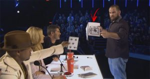 WATCH: This Man Takes Card Tricks to the Next Level and Gets a Golden Buzzer!